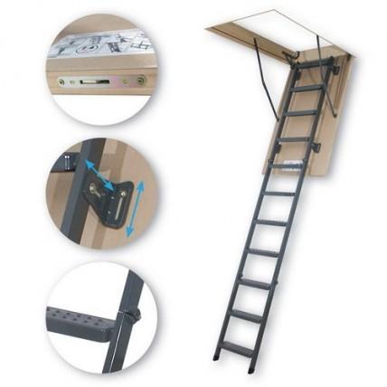 Лестница чердачная Fakro LMS