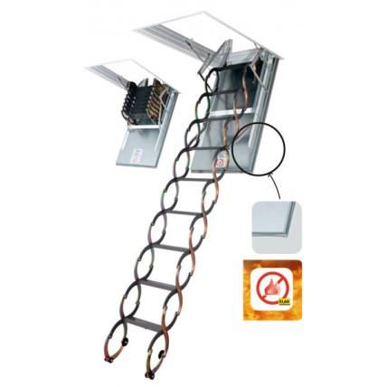 Лестница чердачная Fakro LSF (огнестойкая)