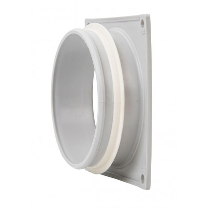 Фланец вентиляционной решетки Vilpe (Вилпе) 100 мм (150x150)