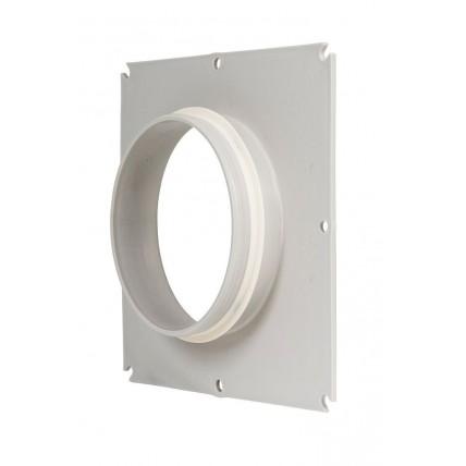 Фланец вентиляционной решетки Vilpe (Вилпе) 125 мм (240x240)
