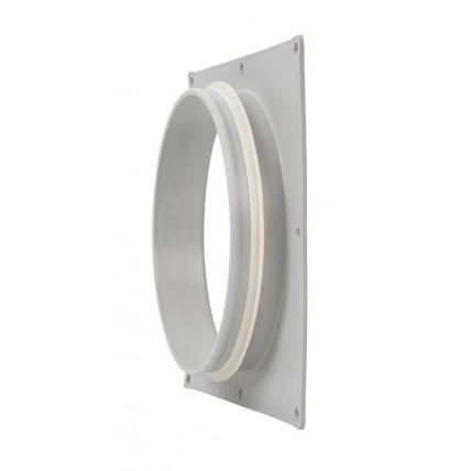 Фланец вентиляционной решетки Vilpe (Вилпе) 160 мм (240x240)