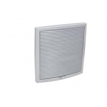 Наружная вентиляционная решетка Vilpe (Вилпе) 375х375