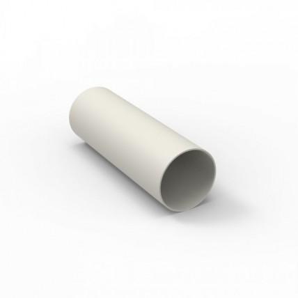 Воздуховод Vilpe Renson Easyflex гибкий (овал) - надставка для воздуховода, D80
