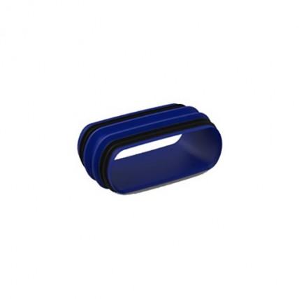 Воздуховод Vilpe Renson Easyflex гибкий (овал) - соединительная муфта (овал)