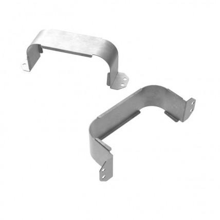 Воздуховод Vilpe Renson Easyflex гибкий (овал) - скоба монтажная металлическая