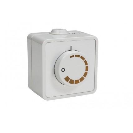 Регулятор скорости для вентиляторов переменного тока Vilpe 2299AG (поверхностный)